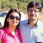 जगदीप सिंह अपनी पत्नी के साथ