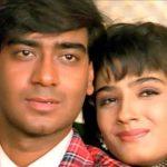 अजय देवगन रवीना टंडन के साथ