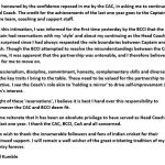 अनिल कुंबले का इस्तीफा पत्र