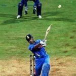 एमएस धोनी 2011 विश्व कप छक्के के साथ मैच जीता