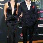 करीना कपूर अपने पति सैफ़ अली खान के साथ