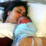 करीना कपूर अपने बेटे तैमूर के साथ