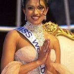 फ़ेमिना मिस इंडिया प्रतियोगिता के दौरान