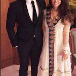 रोहित शर्मा अपनी पत्नी रितिका सजदेह के साथ