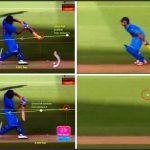 रोहित शर्मा नौ बॉल गेंद विवाद मैं