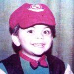 विराट की बचपन की फ़ोटो