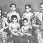 शत्रुघ्न सिन्हा परिवार के साथ