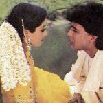 श्रीदेवी के साथ मिथुन चक्रवर्ती