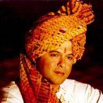अनिल कपूर फिल्म लम्हे में बिना मूंछों के साथ