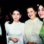 करिश्मा कपूर अपने परिवार के साथ