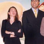 करिश्मा कपूर के साथ अभिषेक बच्चन
