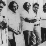 कलाम वाहन (एसएलवी-तृतीय) के प्रोजेक्ट सदस्यों के साथ