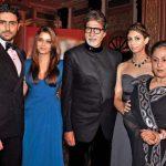 जया बच्चन अपने परिवार के साथ