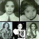 माधुरी दीक्षित की बचपन की तस्वीरें