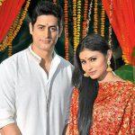 मौनी रॉय मोहित रैना के साथ