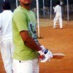 युवा दिनों में सुरेश रैना