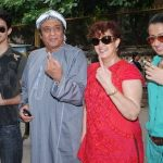 रंजीत अपने परिवार के साथ
