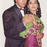 रवीना टंडन अक्षय कुमार के साथ