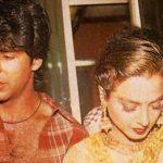 रेखा अक्षय कुमार के साथ