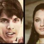 रेखा अपने पूर्व प्रेमी साजिद खान के साथ