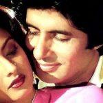 रेखा अमिताभ बच्चन के साथ