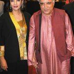 शबाना आजमी अपने पति जावेद अख्तर के साथ