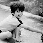 शाहिद कपूर की बचपन की फोटो