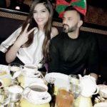 सोनम कपूर आनंद अहुजा के साथ