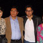 हिना खान अपने परिवार के साथ