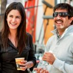 कैटरीना कैफ कबीर खान के साथ