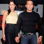 कैटरीना कैफ सलमान खान के साथ