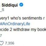 नवाजुद्दीन का क्षमायाचना ट्वीट