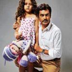 नवाजुद्दीन सिद्दीकी अपनी बेटी के साथ