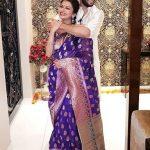भाग्यश्री अपने बेटे अभिमन्यु दासानी के साथ