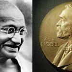 महात्मा गांधी और नोबेल पुरस्कार