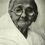 महात्मा गांधी की बहन रलियताबेन गांधी