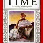 महात्मा गांधी के नाम से टाइम पत्रिका