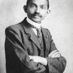 महात्मा गांधी लंदन में