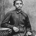 युवा महात्मा गांधी