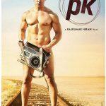राजकुमार हिरानी पीके पोस्टर