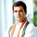 राजीव गांधी का बेटा राहुल गांधी