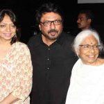 संजय लीला भंसाली अपनी मां और बहन के साथ