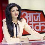 Anjana Om Kashyap Biography in Hindi | अंजना ओम कश्यप जीवन परिचय