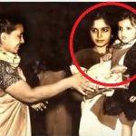 अरुण जेटली अपनी माँ के साथ