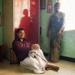 अरुनाचलम मुरुगनांथम अपनी पत्नी के साथ