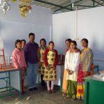 अरुनाचलम मुरुगनांथम ग्रामीण महिलाओं को रोजगार प्रदान करते हुए