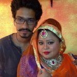 भारती सिंह हर्ष लिम्बचिया के साथ