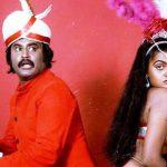 रजनीकांत सिल्क स्मिता के साथ