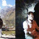 रजनीकांत हिमालय में