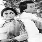 राजेश खन्ना अंजू महेंद्रू के साथ